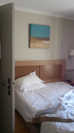 Hotel Apollinaire: chambre