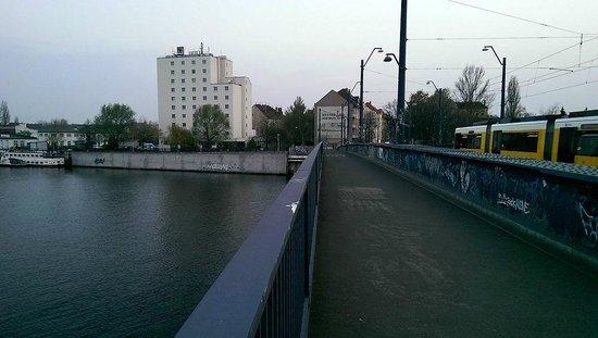 NH Berlin Treptow: Das Hotel