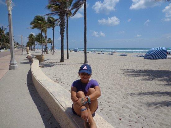 Hollywood Broadwalk: Hollywood Miami
