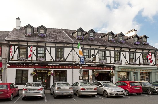 Muskerry Arms  Restaurant