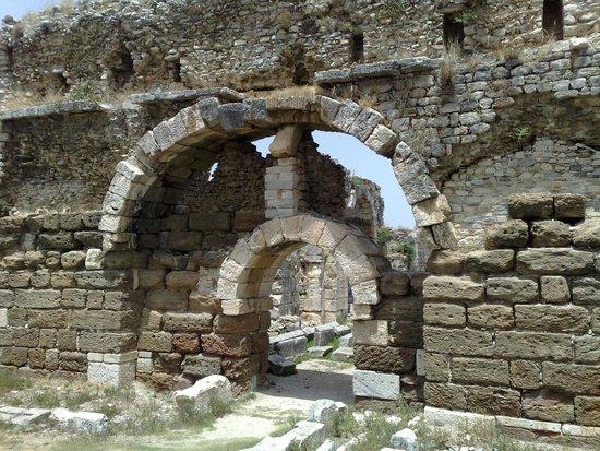 Miletus baths