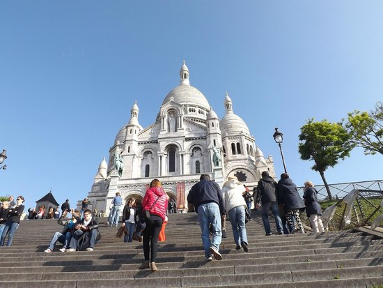 Basilika Sacré-Cœur (Montmartre): basilica