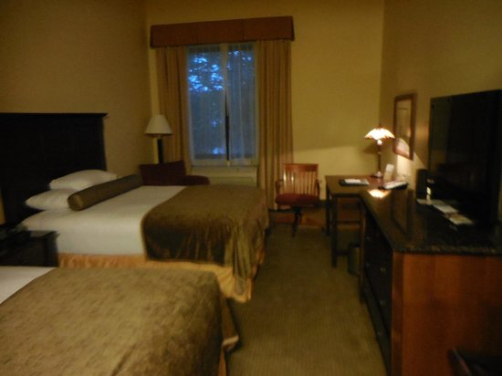 The Cody Hotel: Room