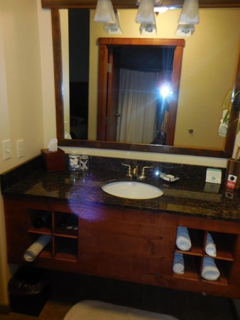 The Cody Hotel: Sink Area