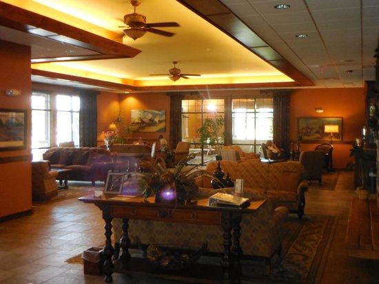 The Cody Hotel: Lobby Area