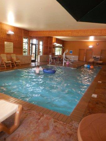 The Cody Hotel: Pool