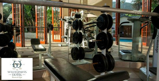 The Wilderness Hotel: Gym