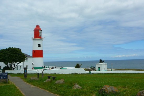 Souter Lighthouse and The Leas: Lighthouse and Foghorn