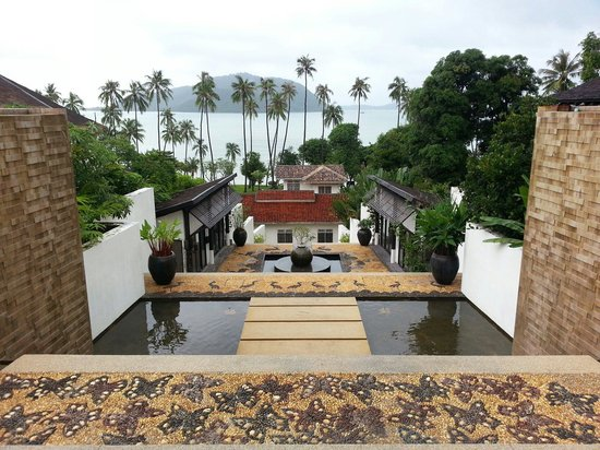 The Vijitt Resort Phuket: A wonderful view