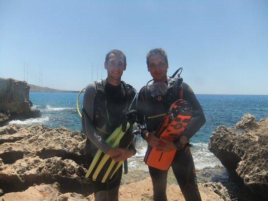 DGR Scuba Diving: Vlad - DiveMaster DGR Diving. Специалист по подводной съемке.