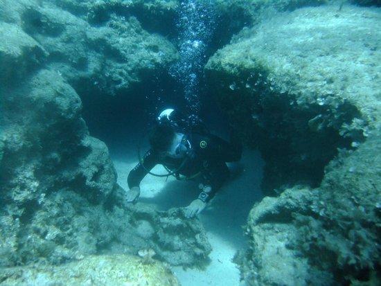 DGR Scuba Diving: В поисках мурены.
