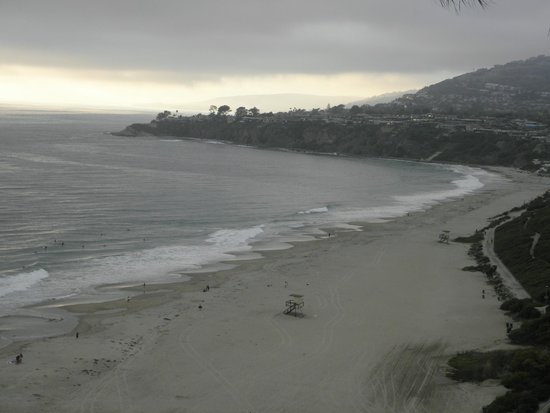 The Ritz-Carlton, Laguna Niguel: View from balcony of bedroom