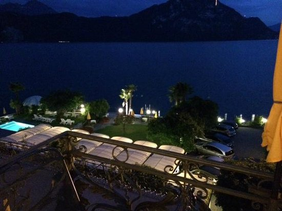 Hotel Beau Rivage: View