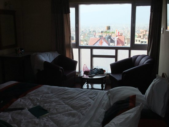 Hotel Pilgrims Pvt. Ltd.: Room with a view! (603)
