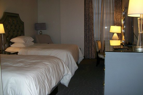 The Silversmith Hotel: View of room from door