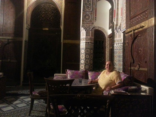 Riad Rcif : 마마 파티마