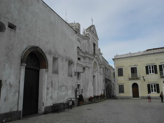 Chiesa San Michele: L' église San Michel
