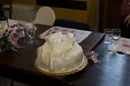 Grotto Morchino: la torta (altro fornitore)