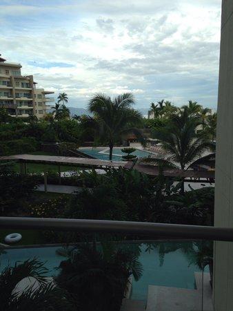 Now Amber Puerto Vallarta: Vista