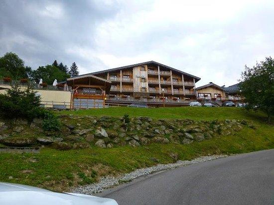 Hotel L'Arboisie : Hotel