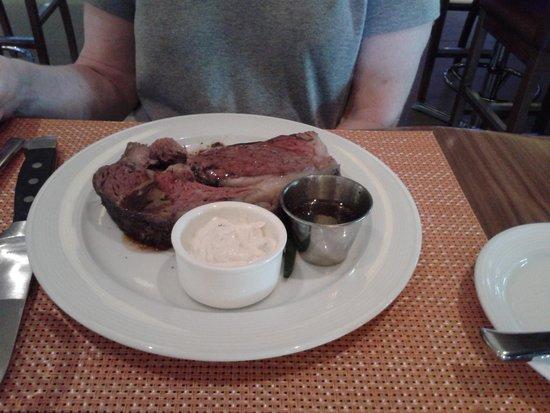 Kosar's Wood-Fired Grill: Prime Rib