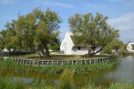 L'Auberge Cavaliere Du Pont Des Bannes : Cabane de gardian