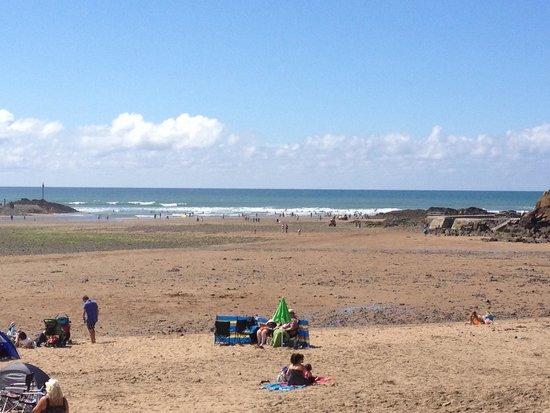 Bideford Bay Holiday Park - Park Resorts: The beach
