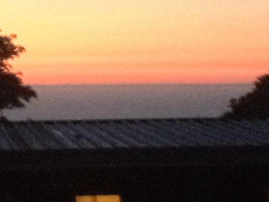 Bideford Bay Holiday Park - Park Resorts: Chalet with a sea view