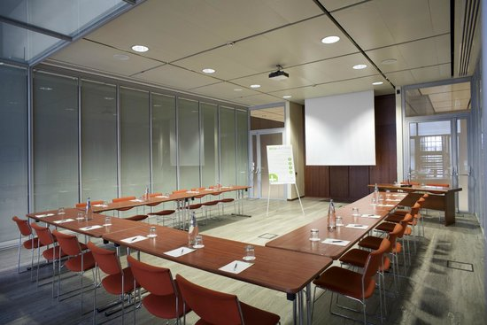 NH Torino Lingotto Tech : Meeting Rooms