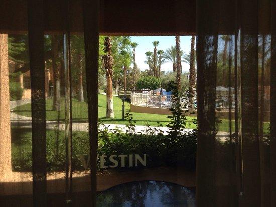 Westin Mission Hills Golf Resort: Nice view