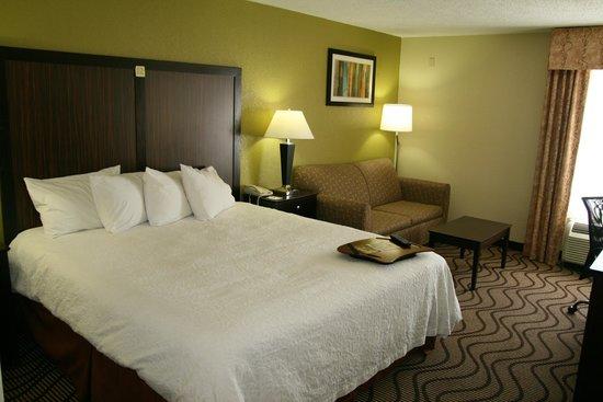 Hampton Inn Kerrville: Guest Room