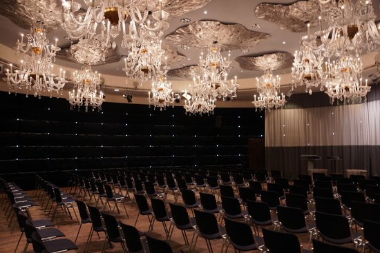 Concertgebouw: salao dos corais