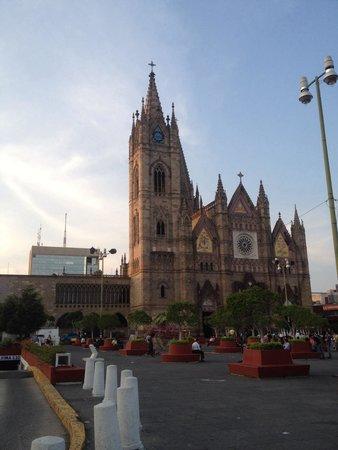 Expiatory Temple: Guadalajara