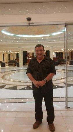 Mitsis Grand Hotel : grand hotel