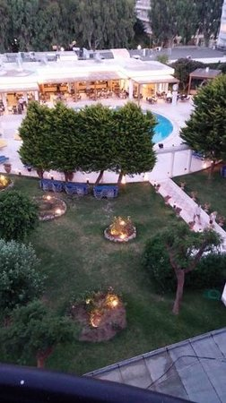 Mitsis Grand Hotel: grand hotel