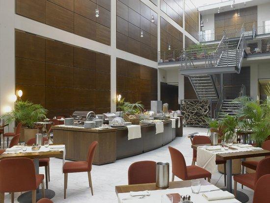 NH Torino Lingotto Tech : Restaurant