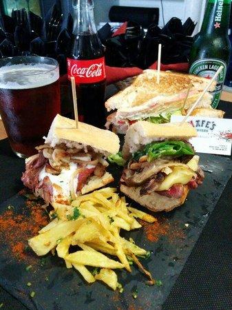 imagen Mafe's Tavern en Bilbao