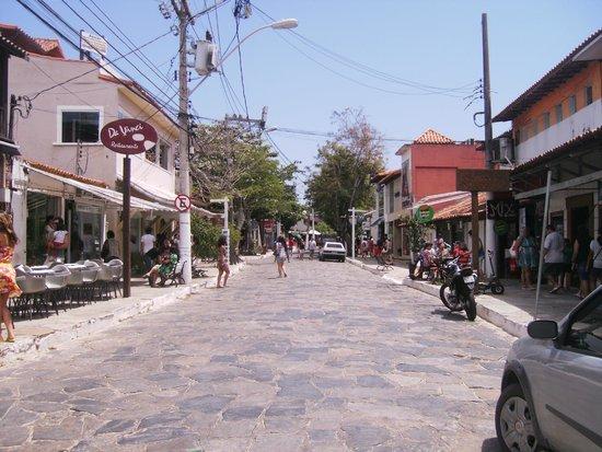 Calle de las Piedras (Rua das Pedras): Ruas das Pedras