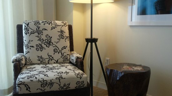 Sheraton Puerto Rico Hotel & Casino: Room's chair