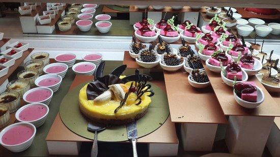 Royal Alhambra Palace: Вкусняшки