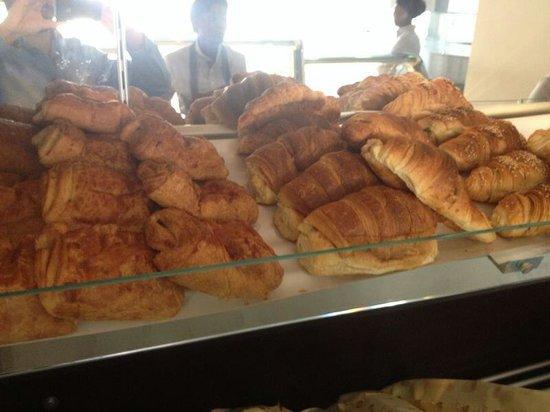 The best croissant a la galette