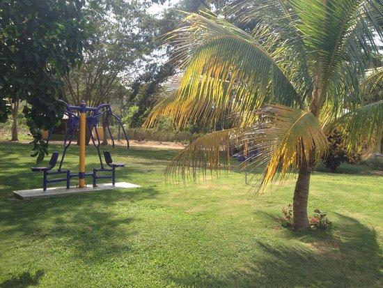 Hotel Posada La Bokaina: para ejercitarse