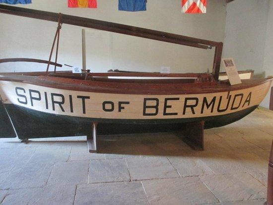 National Museum of Bermuda : Inside