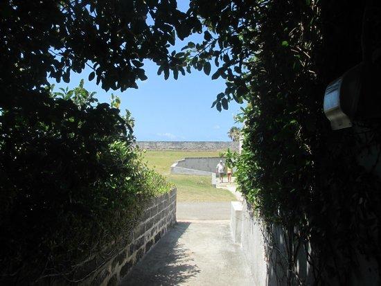 National Museum of Bermuda : Beautiful scenery