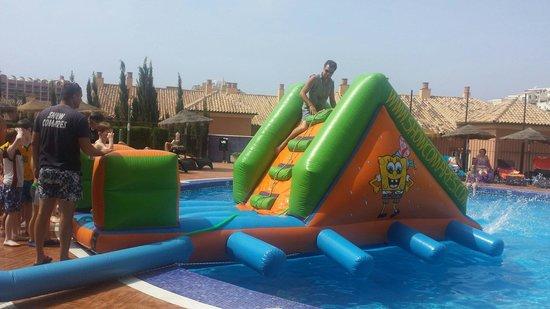Hotel & Spa Benalmadena Palace: Nogen av aktivitetene