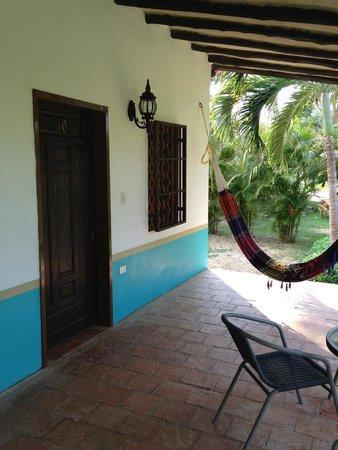 Hotel Posada La Bokaina: habitacion