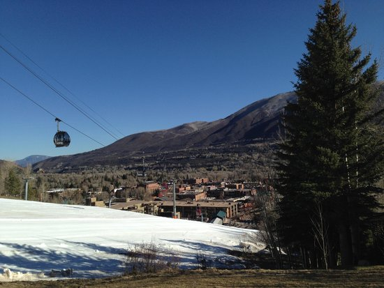 Aspen Alps Condominium Resort: Right on the slope