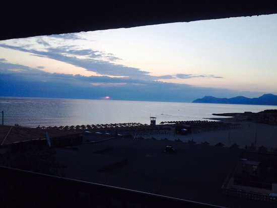Hotel Son Baulo: Early morning view