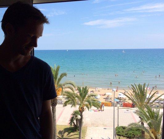 Hotel La Santa Maria: Utsikt