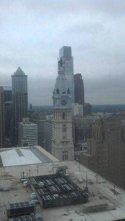 Loews Philadelphia Hotel : City Hall, room 2601